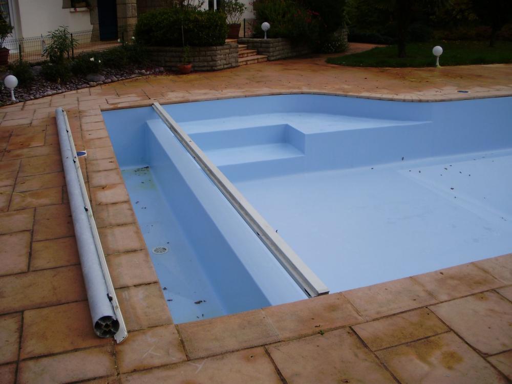 Le liner arm 150 pose de liner piscine cr ation et for Aspirateur pour pose liner piscine
